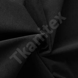 фланель черная
