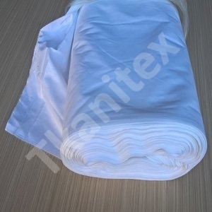 ткань бязь белая